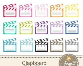 clapper board etsy