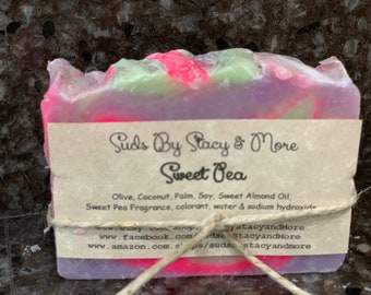 Homemade Soaps and lotion bars by SudsByStacyandMore on Etsy