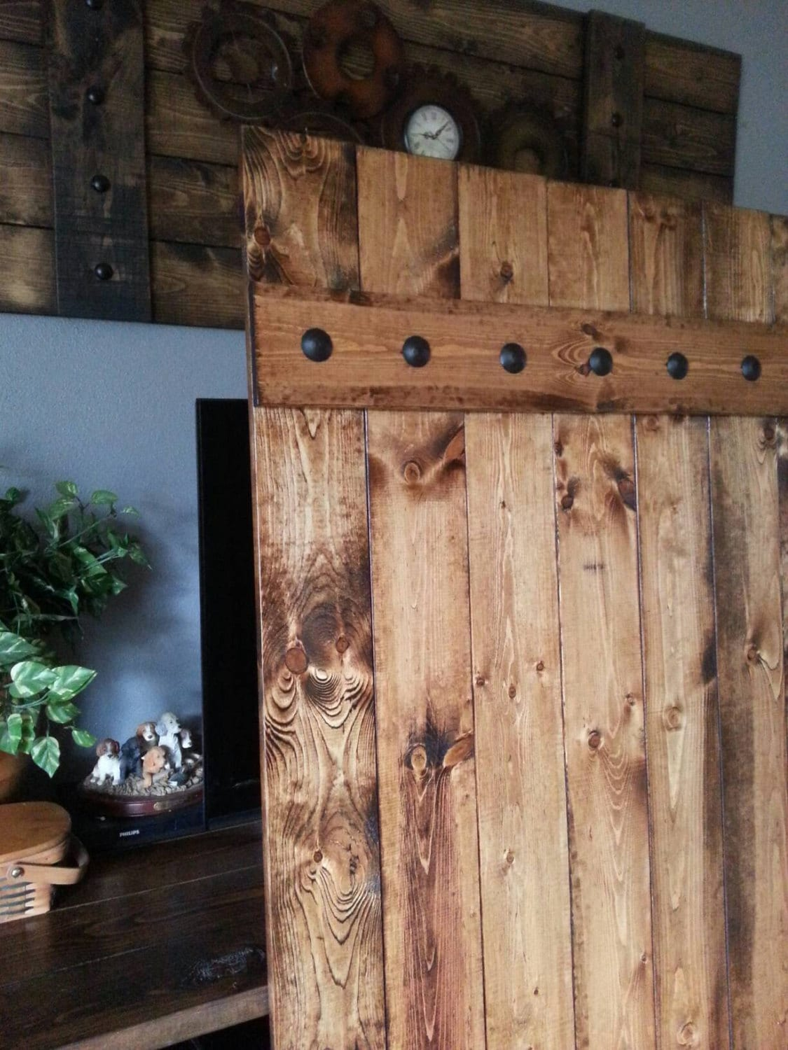 Reserved Extra Large Shutter Slider Interior Barn Door