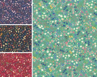 available by the 14 yard Donna Leigh C Organic Tana Lawn\u2122 from Liberty of London Classics Edit Collection 54 wide