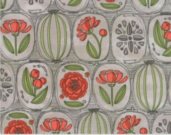 Blushing Peonies by Robin Pickens for Moda 48611 20 Pebble