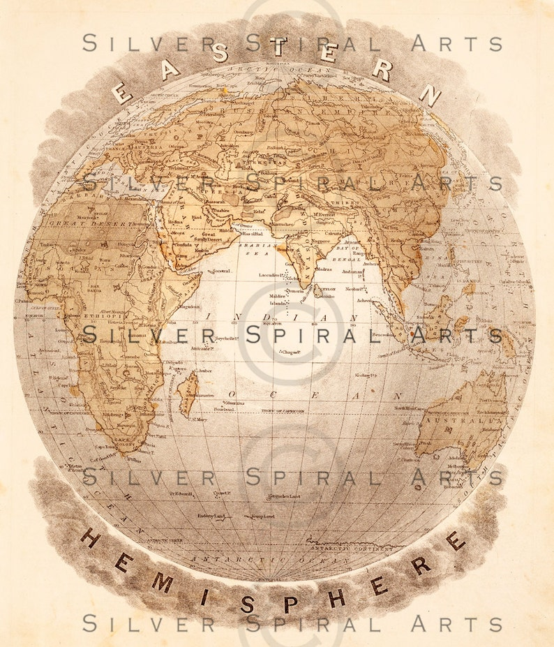 photo regarding Printable Globes named Typical Map Electronic Obtain Antique Earth Printable Instance Quick Obtain Antique Map Typical Environment Impression Down load Map Wall Artwork