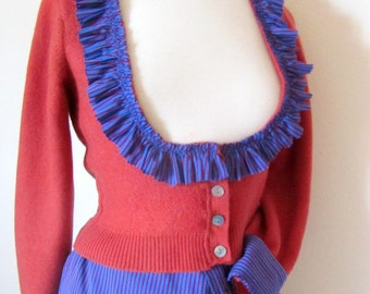 Parisian Night Circus Sweater