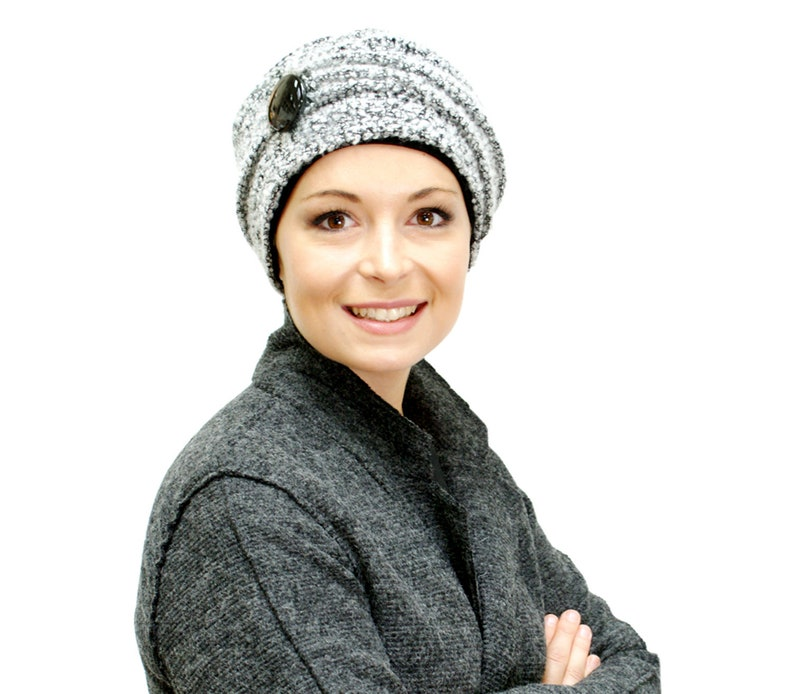 cfe5d7fac01 Chemo hat hats for hair loss cancer hats soft fully lined