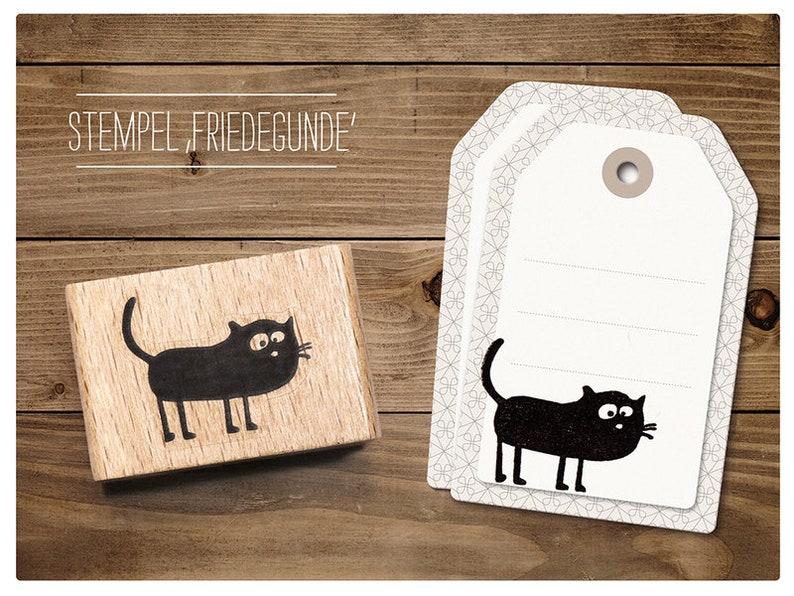 Stamp Friedegunde image 0