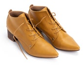 Vegan Shoes, Winter Shoes, Mustard Shoes, Ankle Boots, Comfortable Shoes, Oxford Shoes, Pointy Shoes, Yellow Boots, Winter Ankle Boots