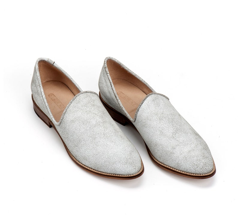 2fa4b6ff4 Leather Shoes Women Shoes Women s Loafers Slip on
