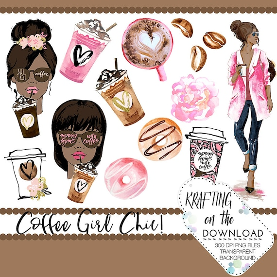 Watercolor Coffee Clipart Png File Clip Art