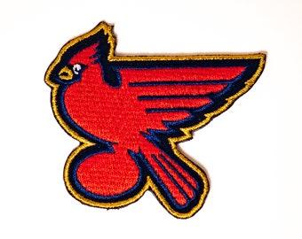 STL Mashup Red Bird Patch