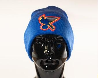 STL Mashup Royal Blue Beanie