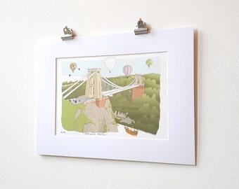 Gorgeous Bristol Print