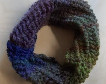 Cowl-wool-small-knit
