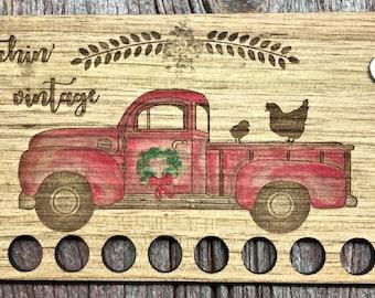 Stitchin' Vintage Truck Multi-tool