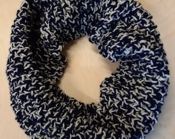 Cowl - wool - knit