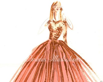 ORIGINAL PAINTING, Fashion painting, Modern painting, Fashion illustration, Abstract painting, Fashion sketch, Modern art, Fashion wall art