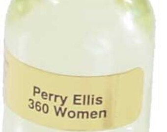 Hand made  Perry Ellis 360 (W) Type - 1 oz.