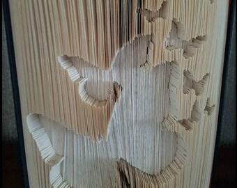 Butterflies - Cut & Fold Bookfolding Pattern