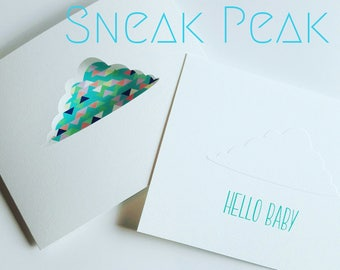 Custom and Personalized Baby Shower Invitations Coming Soon!