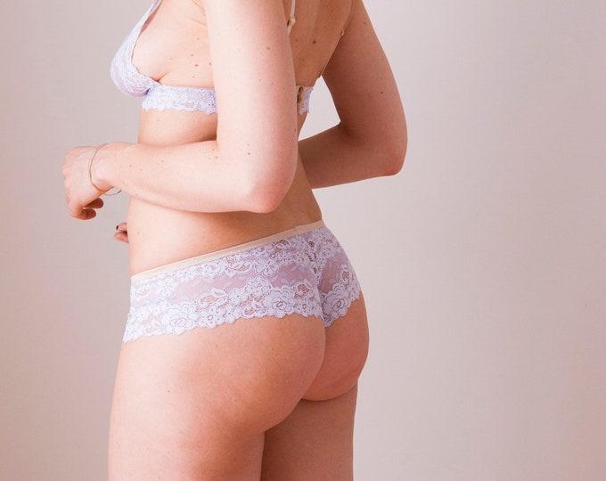 READY TO SHIP - Classic Brazilian Underwear in Lavender