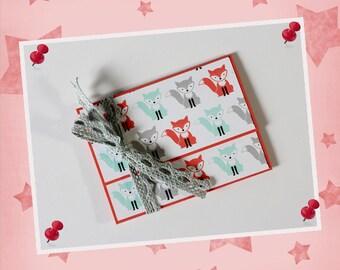 Gift wrap gift card Fuchs
