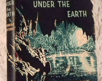 Year 1962 More Years Under the Earth by Norbert Casteret