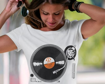 Vinyl VINTAGE COLLECTION t-shirt