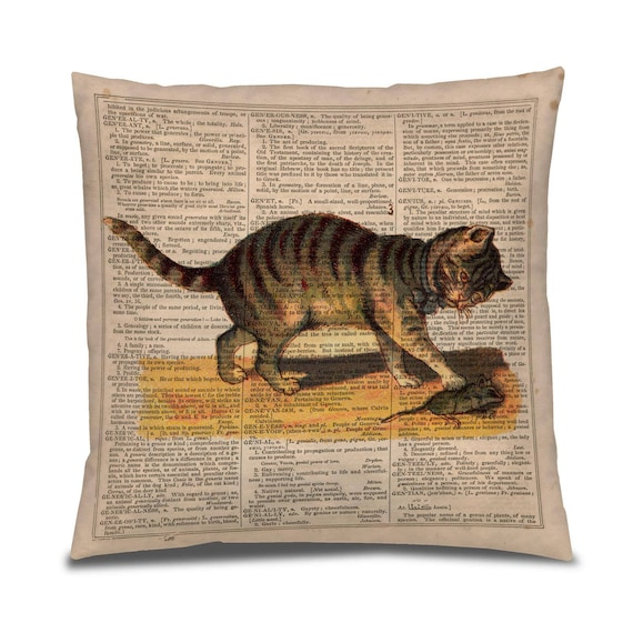 Cat pillow cases | Etsy