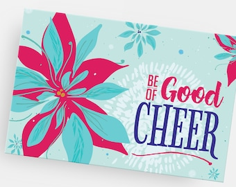 Be of Good Cheer - Greeting Card Pack