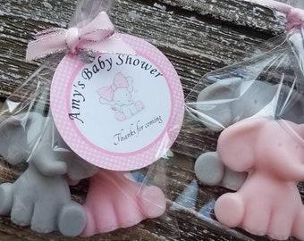 12 Teddy Bear Party Favor Soap Full Size Bars Birthday Baby Shower Holiday Vegan