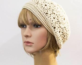 a0795931175 Crochet summer beret