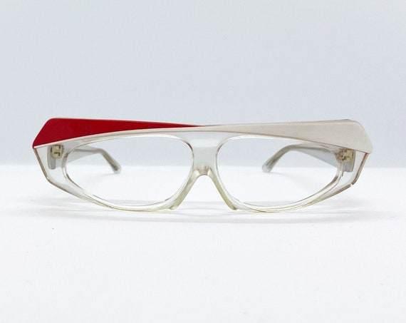 Vintage 80s ALAIN MIKLI Frame Sunglasses Made in France