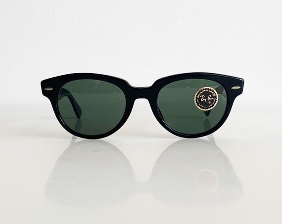 Vintage 80s B&L RAY BAN ORION W0613 Sunglasses
