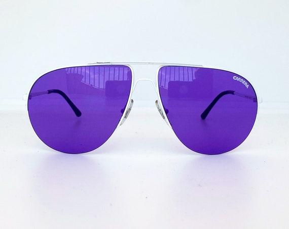 Vintage 80s CARRERA 5589 Aviator Sunglasses