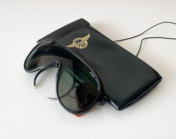 Vintage B&L RAY BAN Wings Glacier Sunglasses
