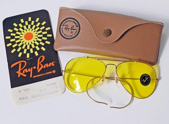 Vintage B&L RAY BAN Outdoorsman Kalichrome 58mm Sunglasses USA