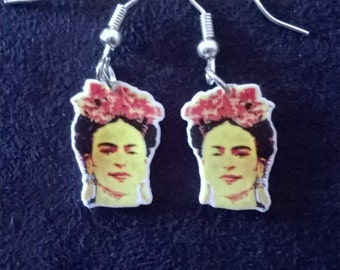 Frida Handmade Earrings