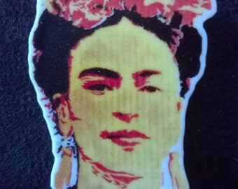 Frida Handmade Brooch
