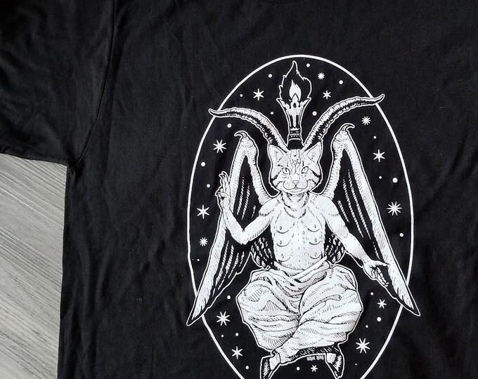 Baphomeow Unisex T-Shirt