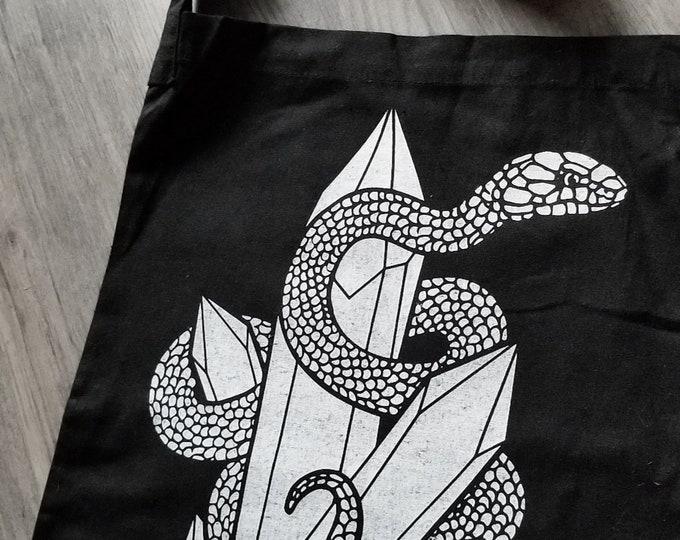 The Serpent's Stone Cross Body Bag