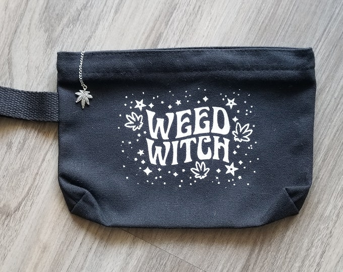 Weed Witch Pouch