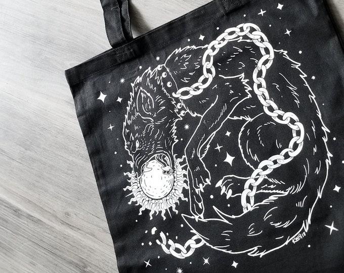 Fenrir Tote Bag