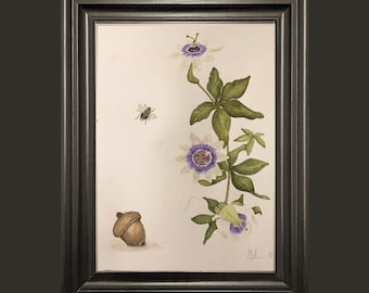 Nuts, Bees & Passionflower