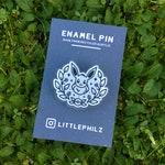 Eevee Acrylic Enamel Pin