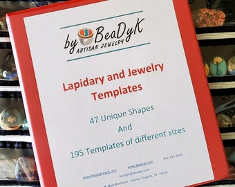 Templates for Lapidary and Jewelry Design