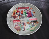 Knickerbocker Beer Metal Serving Tray