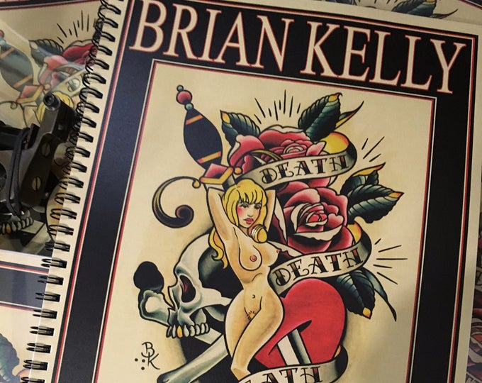 Brian Kelly, Tattoo Flash Volume 1