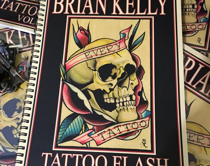 Brian Kelly, Tattoo Flash Volume 2