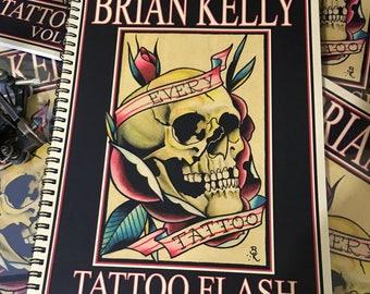 Brian Kelly, Tattoo Flash Volume 2