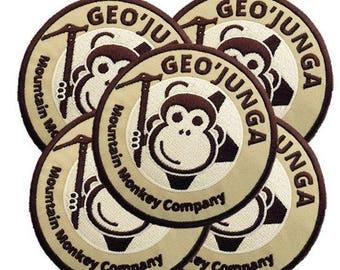 Geo'Junga Logo Patch