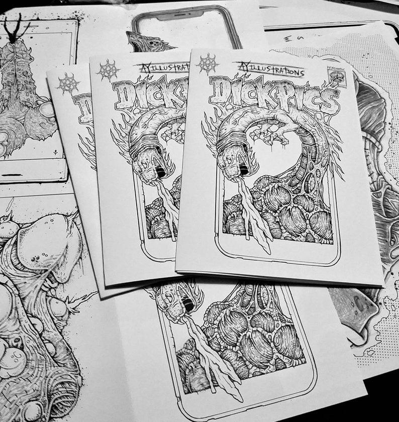 Dick Pics: the worlds weirdest willies image 0